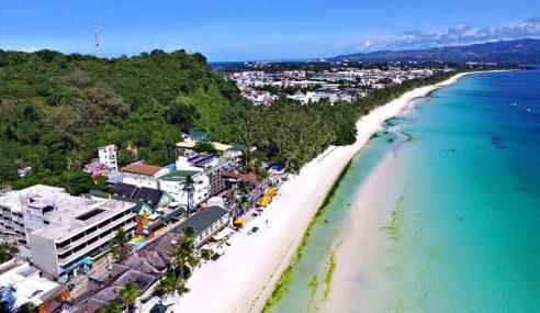 Filipina Buka Semula Boracay Lepas Tutup 6 Bulan