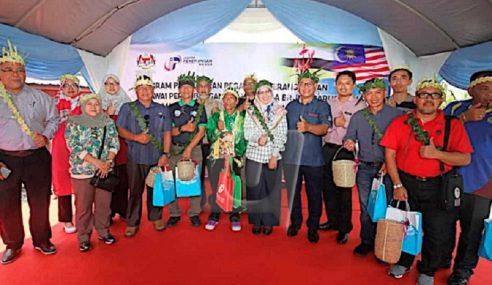 Delegasi Brunei Tertarik Masakan, Budaya Terengganu