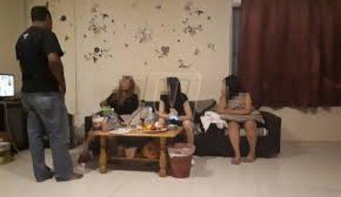 3 Wanita Thailand Mangsa Pemerdagangan Diselamatkan