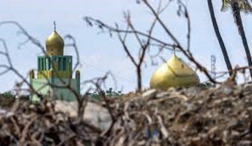 Gempa Sulawesi: 800 Jemaah Di Masjid Baiturrahman Sebelum Tsunami