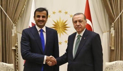 Turki Tolak Tekanan Tutup Pangkalan Tentera di Qatar