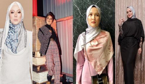 Pengaruh Selebriti Ubah Persepsi Hijab