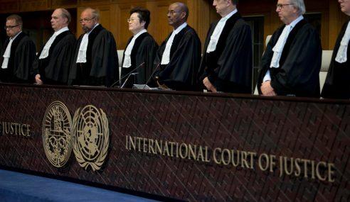 ICJ Arah AS Kurangkan Sekatan Iran