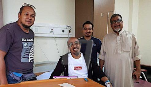 Sabri Yunus Selamat Jalani Pembedahan