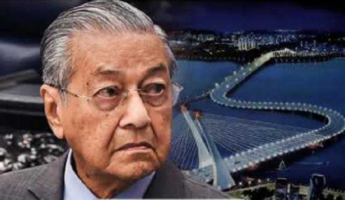 Malaysia-Singapura Harus Ada 3 Hingga 4 Jambatan