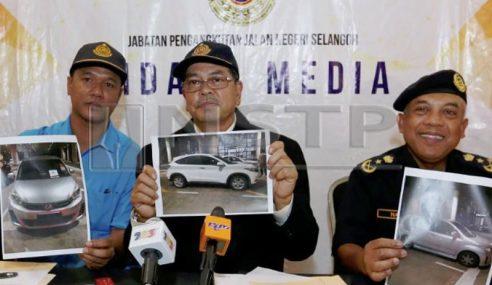 JPJ Kesan Tonto Lindungi 'Ulat Teksi' Di KLIA, KLIA2