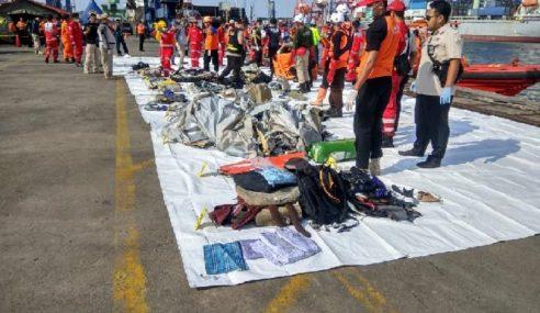 6 Beg Berisi Mayat Nahas Terhempas Dibawa Ke Tanjung Priok