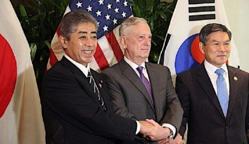 AS, Korea Selatan Tangguh Latihan Tentera