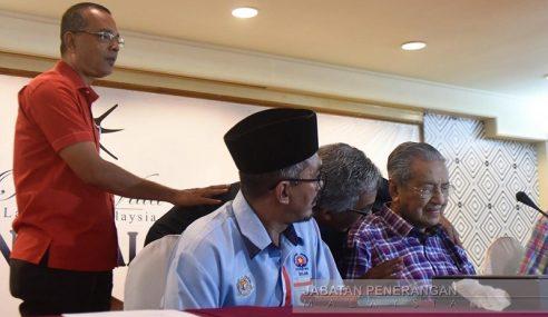 Kenyataan Letak Jawatan Tun Mahathir Mungkin Hanya Reaksi Spontan