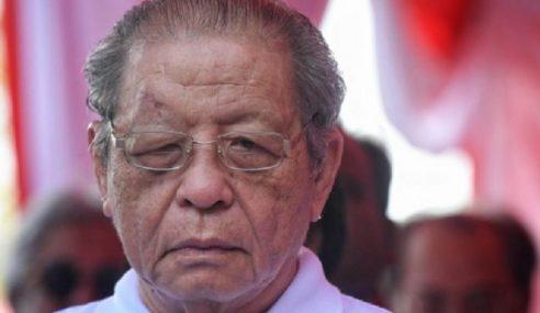 Najib Sindir Kit Siang 'Bersihkan' Namanya