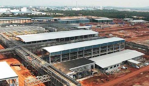 Jawatankuasa Eksekutif Ditubuh Nilai Operasi Lynas Di Gebeng, Pahang
