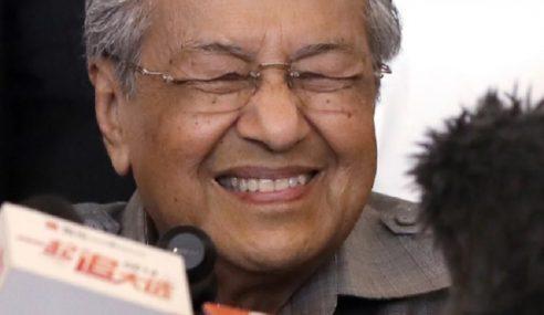 Pelabur Britain Tidak Percaya 'Cakap' Mahathir!