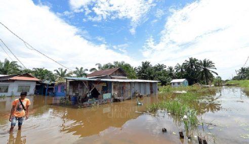 Bilangan Mangsa Banjir Perak Turun, Tinggal 1 PPS