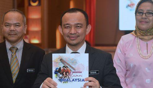 Buku Kejayaan Alumni Asing Di Malaysia Dilancar