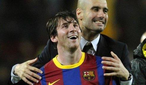 Man City Nafi Pernah Tawar Gaji 3 Kali Ganda Kepada Messi