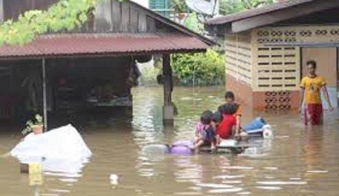 Mangsa Banjir Kilat Di Kedah Naik Kepada 403