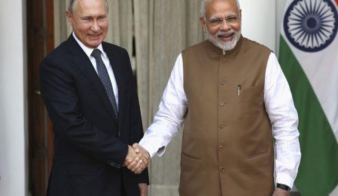 India Abai Amaran AS, Beli S-400 Dari Rusia