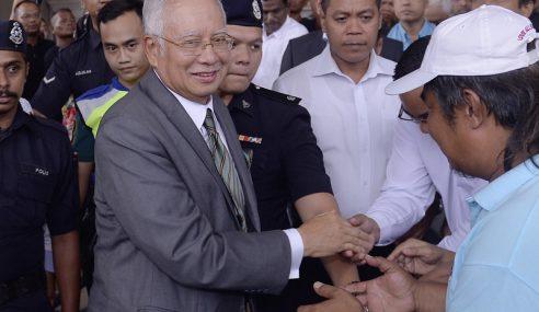 Kes 1MDB Najib Pindah Ke Mahkamah Tinggi