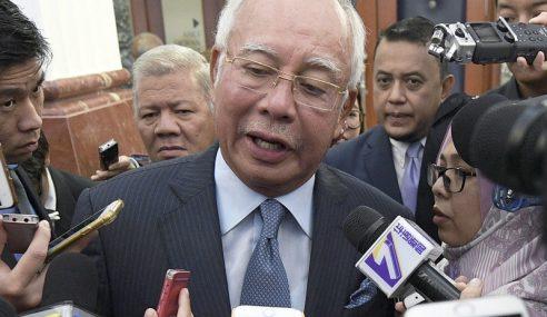 Najib Mohon Pindah 25 Kes Ke Mahkamah Tinggi