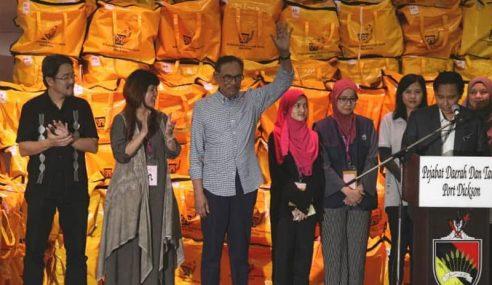 Enam Calon PRK Port Dickson Akur Kemenangan Anwar