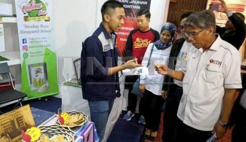 Bulan Usahawan Siswa 2018 Kutip RM1.2 Juta