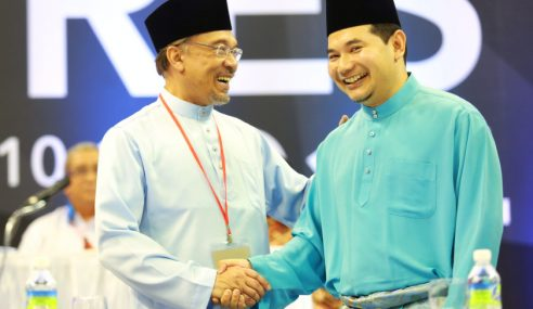 Faktor Bakal PM Bantu Rafizi Dalam Pemilihan PKR?