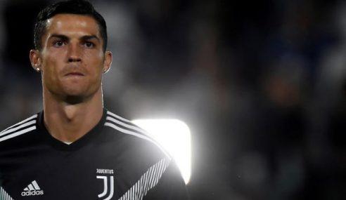 Ronaldo Didakwa Rogol Model, Kertas Siasatan Dibuka Semula