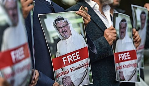 Saudi Benarkan Turki Periksa Pejabat Kedutaan