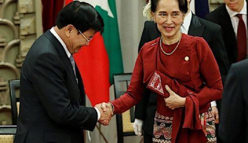 Suu Kyi Janji Lebih Telus Terhadap Isu Rohingya