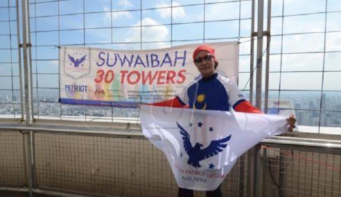Suwaibah Teruskan Misi Tawan 30 Menara Dunia
