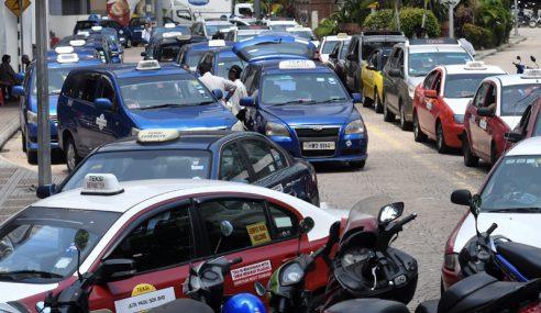 Polis Ingatkan Teksi Tidak Langgar Undang-Undang