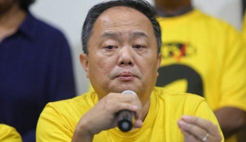 Thomas Fann Dilantik Pengerusi Bersih 2.0