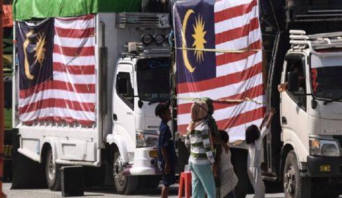 Trak Malaysia Buat Palu Tersenyum