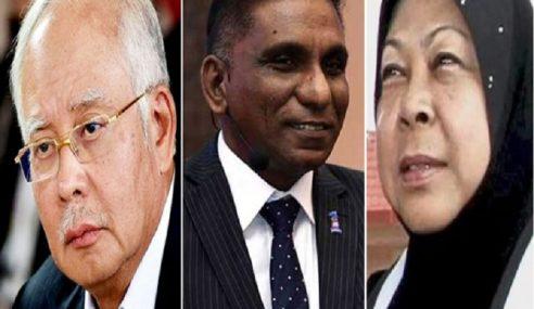 Najib, Irwan Serigar, Hasanah Didakwa Esok