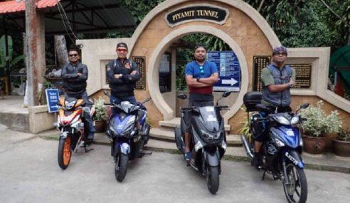 Yusnizal Mahu Cipta Rekod Tawan 1,000 Selekoh Thailand