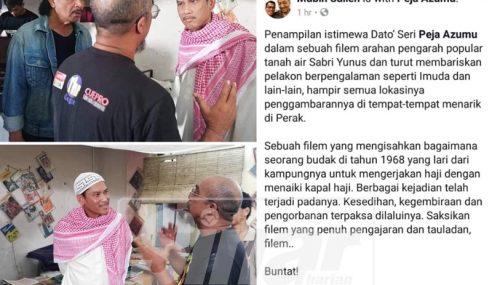 MB Perak Buat Penampilan Istimewa Menerusi Filem 'Buntat'