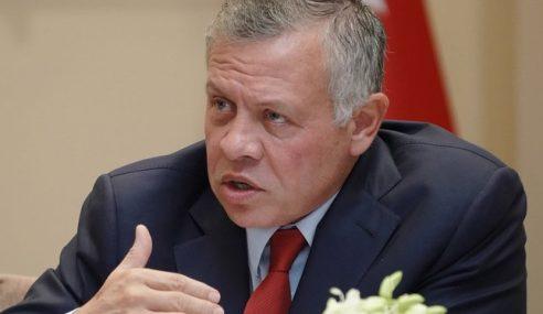 Jordan Tegas Putus Tamat Perjanjian Dengan Israel