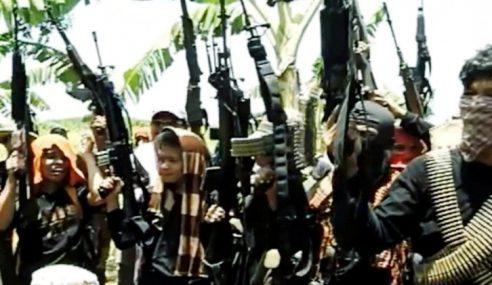 Abu Sayyaf Bunuh 5 Tentera Filipina, Cederakan 23