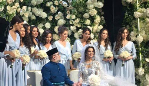Agong Kahwini Wanita Rusia?