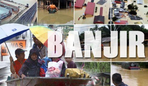 Mangsa Banjir Di Alor Gajah Kekal 45 Orang