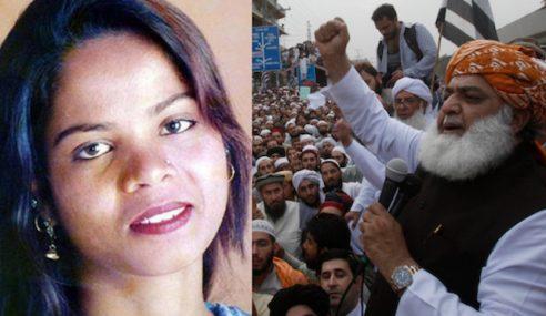 Wanita Hina Islam Dibebas Dari Penjara
