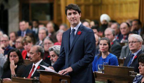 PM Kanada Sokong Israel, Sifatkan BDS Anti-Yahudi