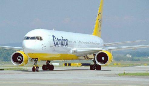 Condor Airlines Tawar Penerbangan Terus KL-Frankfurt