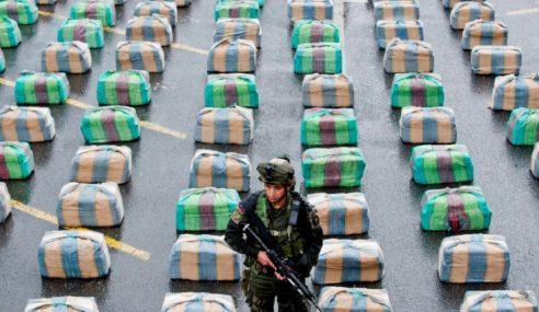 Dalang Sindiket Dadah Eropah Dipenjara 7 Tahun