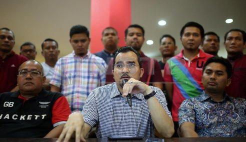 Pemuda Sedia Ganti Pemimpin Keluar Parti