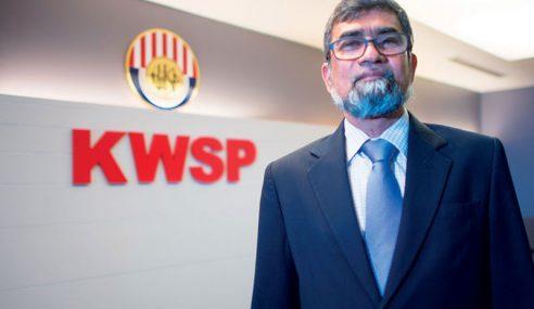 KWSP Lanjutkan Perkhidmatan Mohamad Nasir Ke 31 Dis, 2019