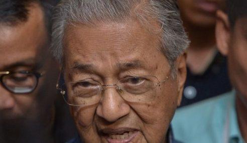 Mahathir Tolak Dakwaan Bajet 2019 Ciplak BN