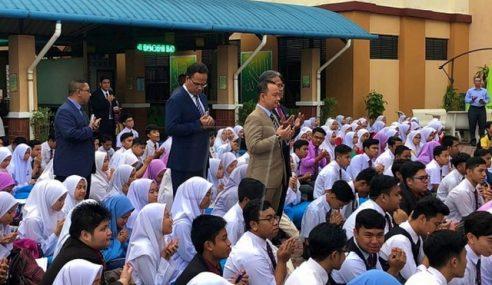 Maszlee Salahkan Najib, Rosmah