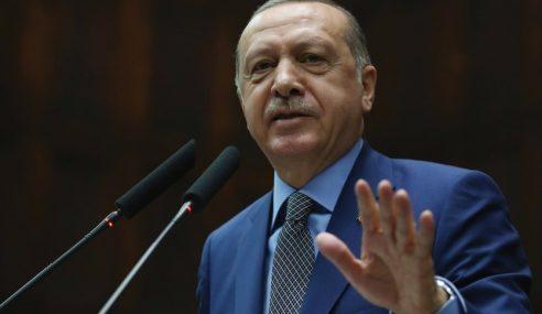 Erdogan Dedah Riyadh Dalang Bunuh Khashoggi