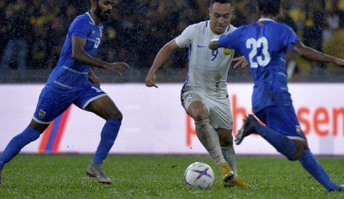 Harimau Malaya Jinakkan Maldives 3-0